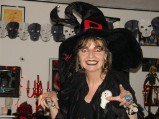 Halloween Crazy Witch